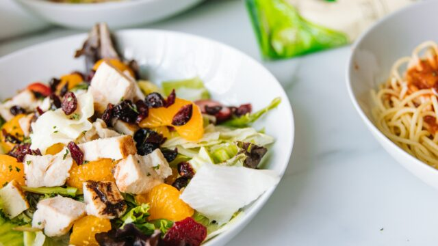 sliced fruit on white ceramic bowl